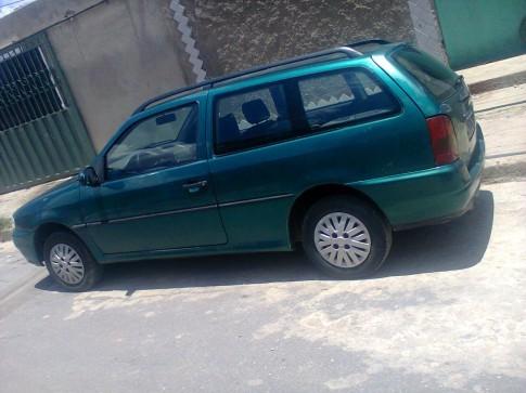 1996 VOLKSWAGEN PARATI CL 1.6Mi 2P