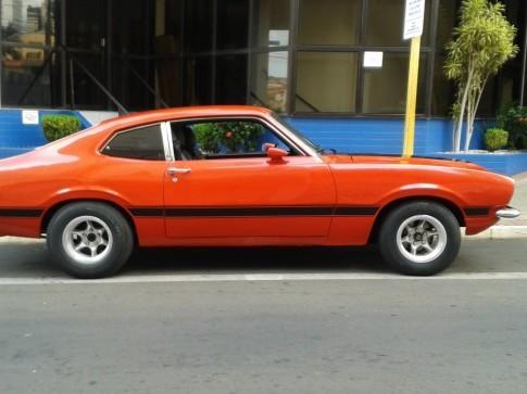 1977 FORD MAVERICK