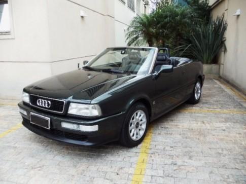 1995 AUDI 80 CABRIOLET 2.8E V6 2P