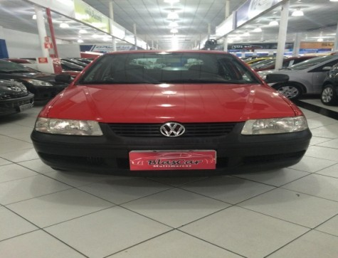 2004 Volkswagen Gol City 1.0 Mi 8V 4p 2004