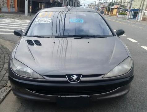 2001 Peugeot 206 Soleil 1.0 16v 5p 2001