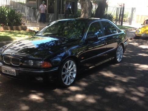 1999 BMW 540ia PROTECTION 4.4 32v 4P
