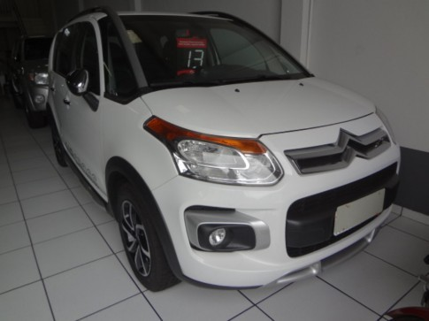 2013 CITROEN AIRCROSS EXCLUSIVE 1.6