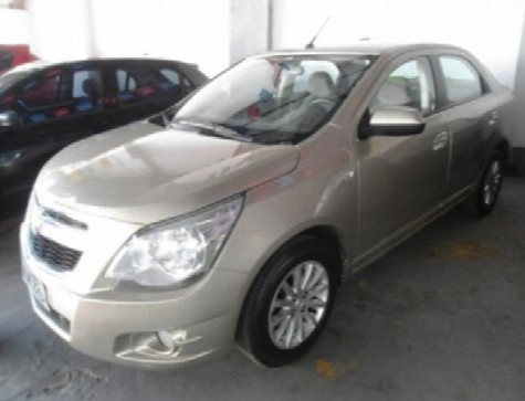 2012 Chevrolet COBALT LTZ 1.4 8V FlexPower 4p 2012