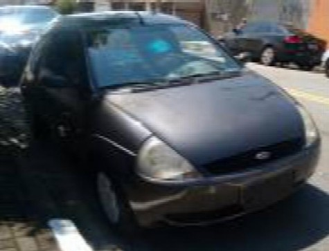 2002 Ford KA GL 1.0i Zetec Rocam 2002