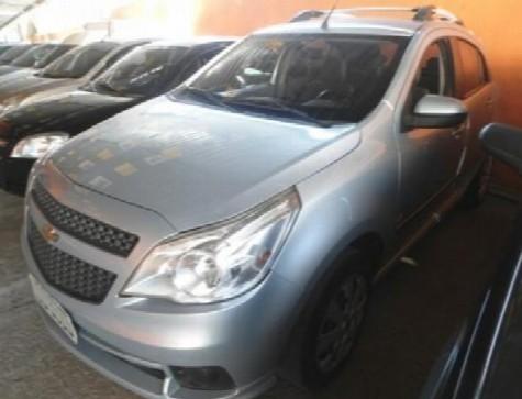 2011 Chevrolet AGILE LT 1.4 MPFI 8V FlexPower 5p 2011