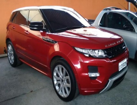 2012 Land Rover Range R.EVOQUE Dynamic Tech 2.0 Aut 5p 2012