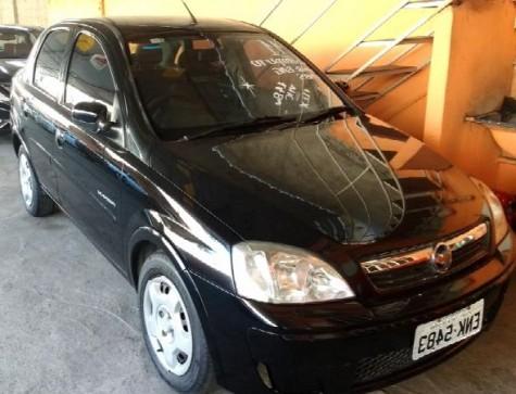 2011 Chevrolet Corsa Sed. Premium 1.4 8V ECONOFLEX 4p 2011