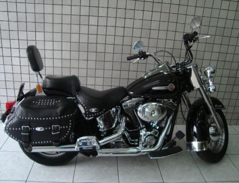 2002 Harley-Davidson HERITAGE SOFTAIL Classic FLSTC 2002