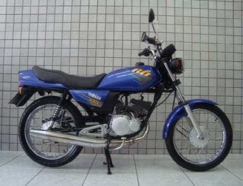 1998 Yamaha 135 1998