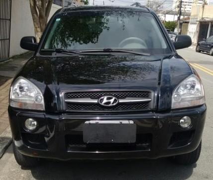 2007 Hyundai Tucson 2.0 16V Aut. 2007