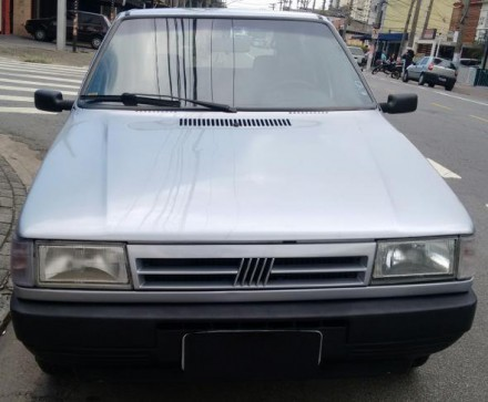 1994 Fiat Uno Mille 1.0 Electronic 4p 1994