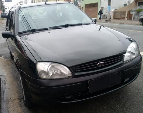 2002 Ford Fiesta Street Action 1.0 8v 5p 2002
