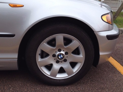 2002 BMW 320ia 2.2 24v 4P
