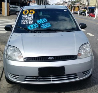 2005 Ford Fiesta Personnalité 1.0 8V 66cv 5p 2005