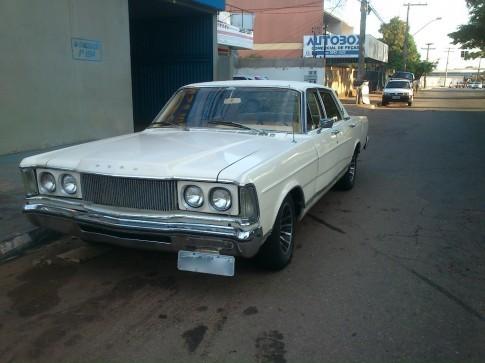 1976 FORD GALAXIE 500 5P