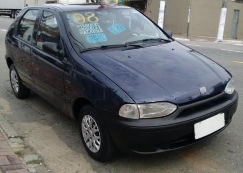1998 Fiat Palio EDX 1.0 mpi 4p 1998