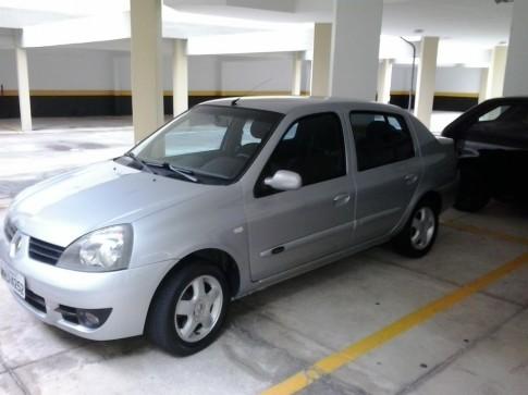 2007 RENAULT CLIO SEDAN PRIVILEGE 1.6 16V COMPLETO