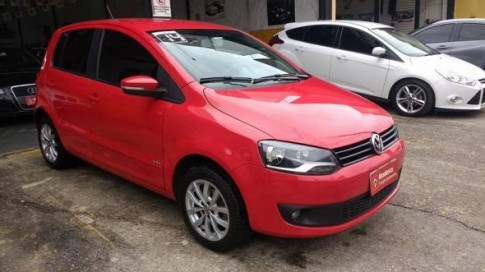 2014 Volkswagen Fox 1.0 Mi Total Flex 8V 5p 2014