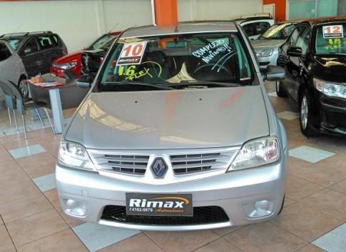 2010 Renault LOGAN Expression Hi-Flex 1.6 8V 4p 2010