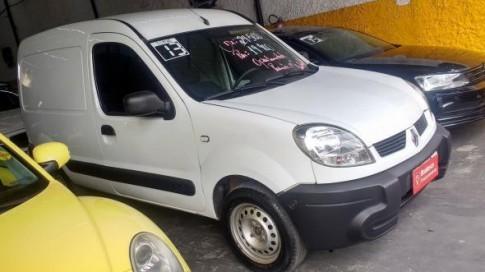 2013 Renault Kangoo Express Hi-Flex 1.6 16V 2013