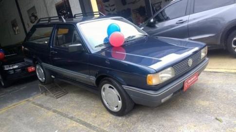 1993 Volkswagen Parati GLi  GL 1.8 1993