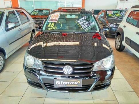2009 Volkswagen Golf Sportline 1.6 Mi Total Flex 8V 4p 2009