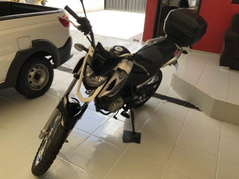 2015 Yamaha XTZ  150 ED CROSSER  FLEX 2015