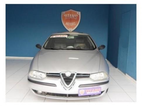 2000 Alfa Romeo 156 TS 2.0 16V 2000
