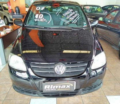 2007 Volkswagen Fox Plus 1.0Mi 1.0Mi Total Flex 8V 4p 2007