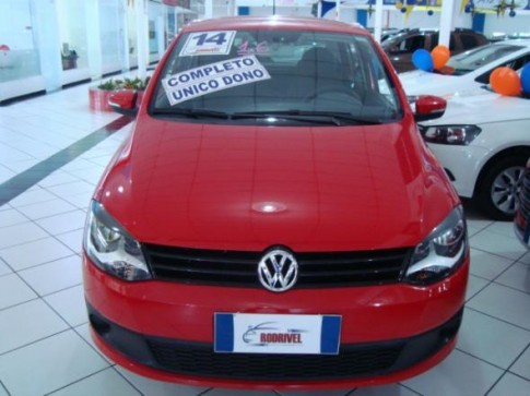 2014 Volkswagen Fox 1.6 Mi Total Flex 8V 5p 2014