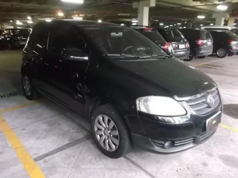 2009 Volkswagen Fox City 1.0Mi 1.0Mi Total Flex 8V 3p 2009