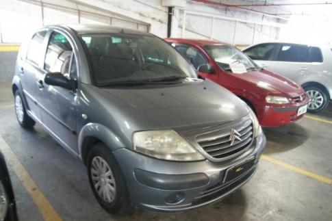 2008 Citroën C3 GLX 1.4 GLX Sonora 1.4 Flex 8V 5p 2008