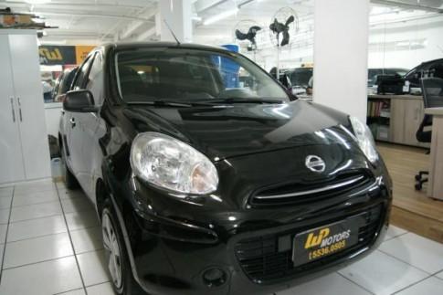 2012 Nissan MARCH 1.0 16V Flex Fuel 5p 2012