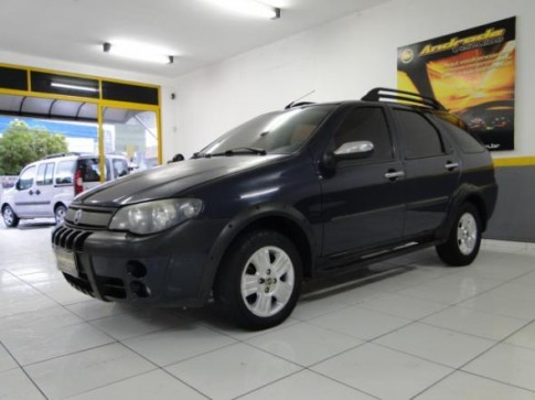 2006 Fiat Palio Week. AdvAdv TRYON 1.8 mpi Flex 2006