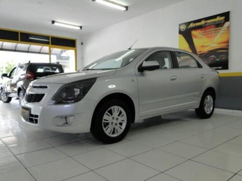 2014 Chevrolet COBALT LTZ 1.8 8V Econo.Flex 4p Aut. 2014