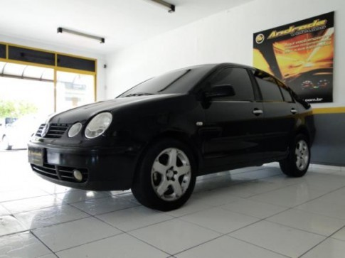 2006 Volkswagen Polo Sedan 1.6 Mi Total Flex 8V 4p 2006