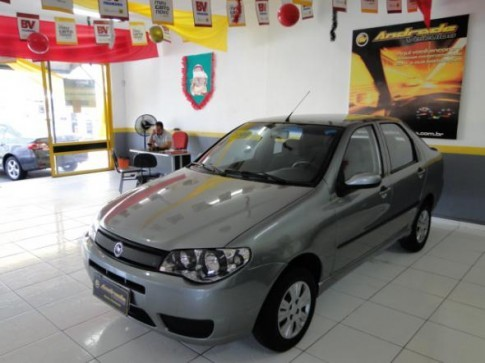 2008 Fiat Siena Celebration 1.0 Fire Flex 8V 4p 2008