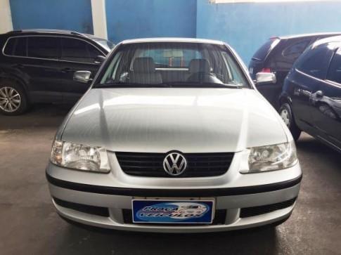 2002 Volkswagen Gol 1.0 Power 16v 76cv 4p 2002