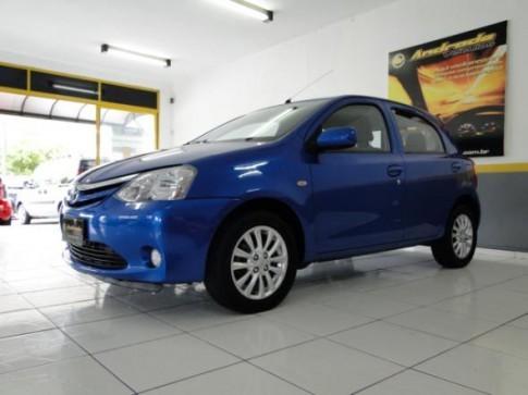 2013 Toyota ETIOS XLS 1.5 Flex 16V 5p Mec. 2013