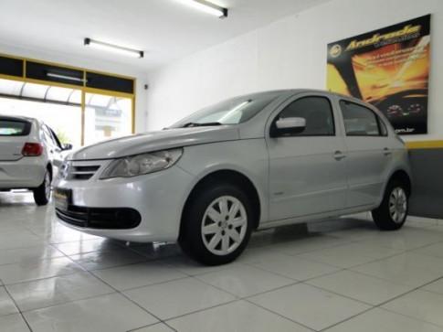 2011 Volkswagen Gol City (Trend) 1.0 Mi Total Flex 8V 4p 2011