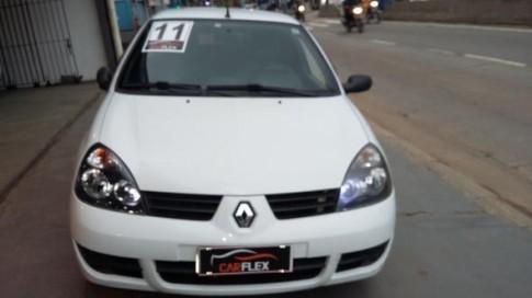 2011 Renault Clio Hi-Flex 1.0 16V 3p 2011