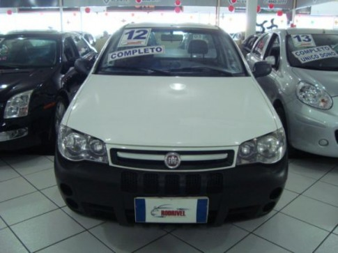 2012 Fiat Strada 1.4 mpi Fire Flex 8V CS 2012