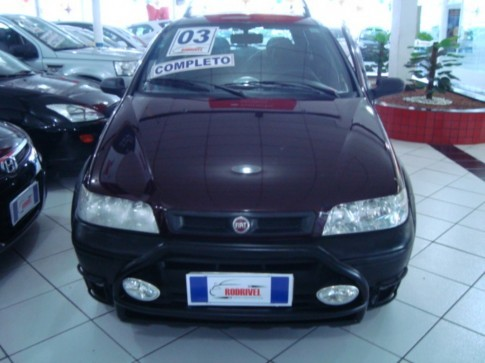 2003 Fiat Palio Weekend Adventure 1.6 8V16V 2003