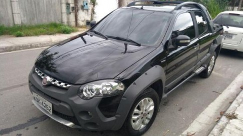 2013 Fiat Strada Adv.1.8 16V LOCKER Dualo. Flex CD 2013