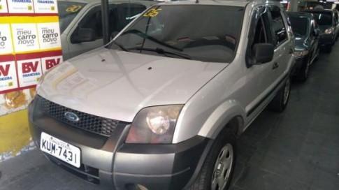 2006 Ford EcoSport XLS FREESTYLE 1.6 Flex 8V 5p 2006