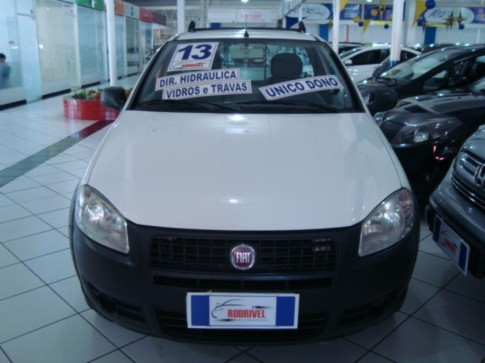 2013 Fiat Strada Working 1.4 mpi Fire Flex 8V CD 2013