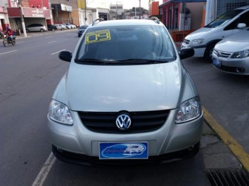 2009 Volkswagen SPACEFOX 1.6 1.6 Trend Total Flex 8V 5p 2009