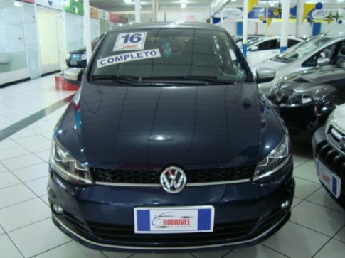 2016 Volkswagen Fox Rock in Rio 1.6 Mi Total Flex 8V 5p 2016