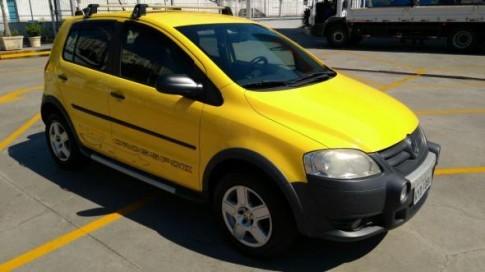 2008 Volkswagen CROSSFOX  1.6 T. Flex 16V 5p 2008